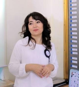 Ms. AKIM Gulmaira(Mongolia)