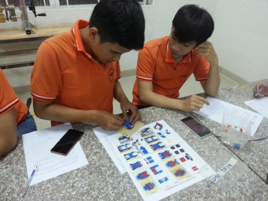 3S Activity report from Lac Hong University, Dong Nai Province, Vietnam