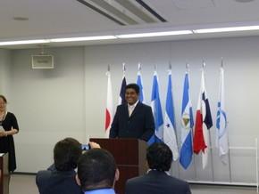 2011年度中米カリブ地域官民パートナーシップによる地域産業振興研修