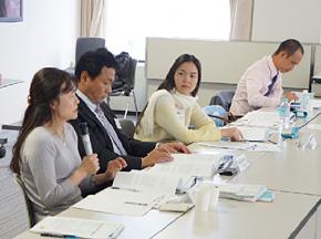 関西企業への訪問と交流