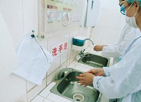 広東宝桑園健康食品有限公司の改善された手洗い場