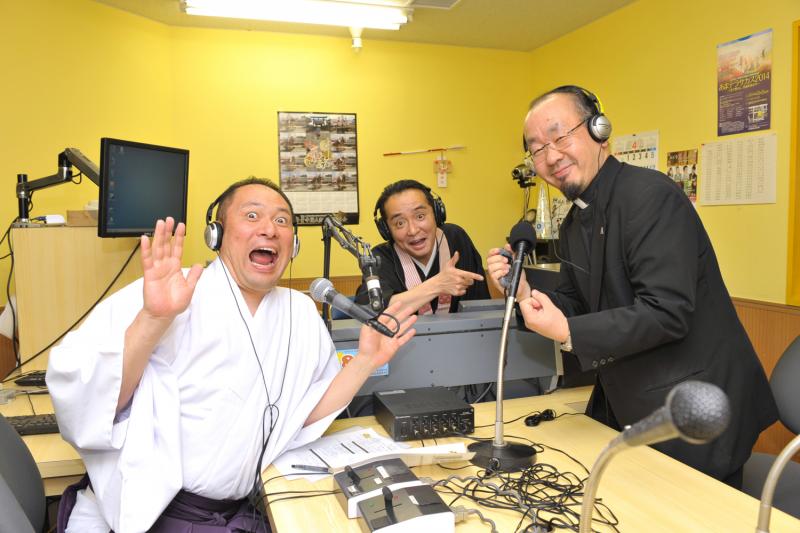 ラジオ番組「八時だよ!神様仏様」