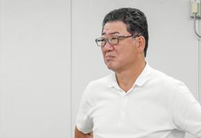 株式会社日進工業 文岩社長