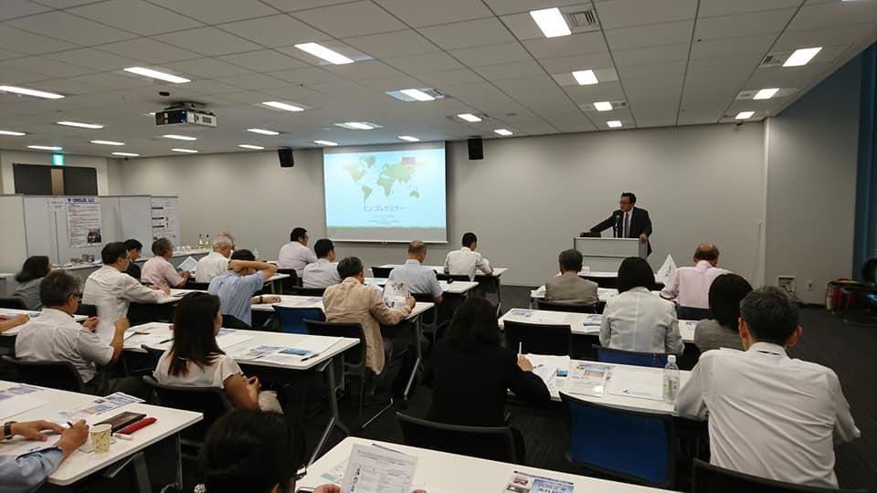 JICAモンゴル日本センタービジネスコース優秀生 本邦研修のようす