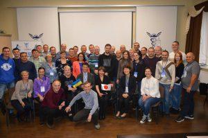 ウクライナでのセミナー、最終日は現地の企業を訪問しました。 受講生の皆さんは四日間を通じてとても熱心でした。
