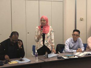JICAマレーシア 行政初級職 人材育成・プロジェクト管理研修