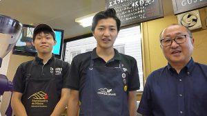 田代社長から帰国研修員にむけたビデオメッセージや帰国研修員からのコメント