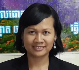 ティウ・チャンデス 氏(カンボジア)