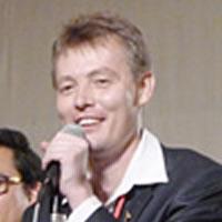ダミール・ムザファロフさん