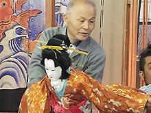 【智頭町】新田「人形浄瑠璃館」