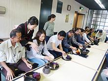 【京都】京都裏千家今日庵での茶道体験