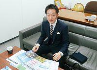 大阪産業創造館 中小企業応援団プロジェクト統括責任者 竹内 心作 氏