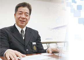 エムケイ株式会社 教習センター 所長 太田 敏一 氏