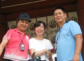 研修事業は、途上国と日本が、互いに学びあえる場。