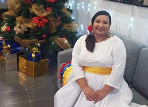 コロンビア ヨアナさん 2017年度 JICAコロンビア官民連携による地域産業・観光振興研修に参加