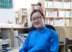 モンゴル ボギーさん 2017年度 JICAモンゴル現地講師育成に参加