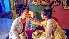 ミャンマーに行ってサカイもタナカになりました!?