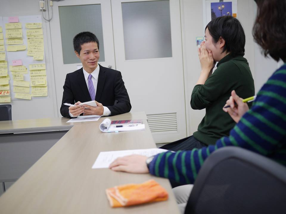 大阪国際大学 国際教養学部からインターンシップ