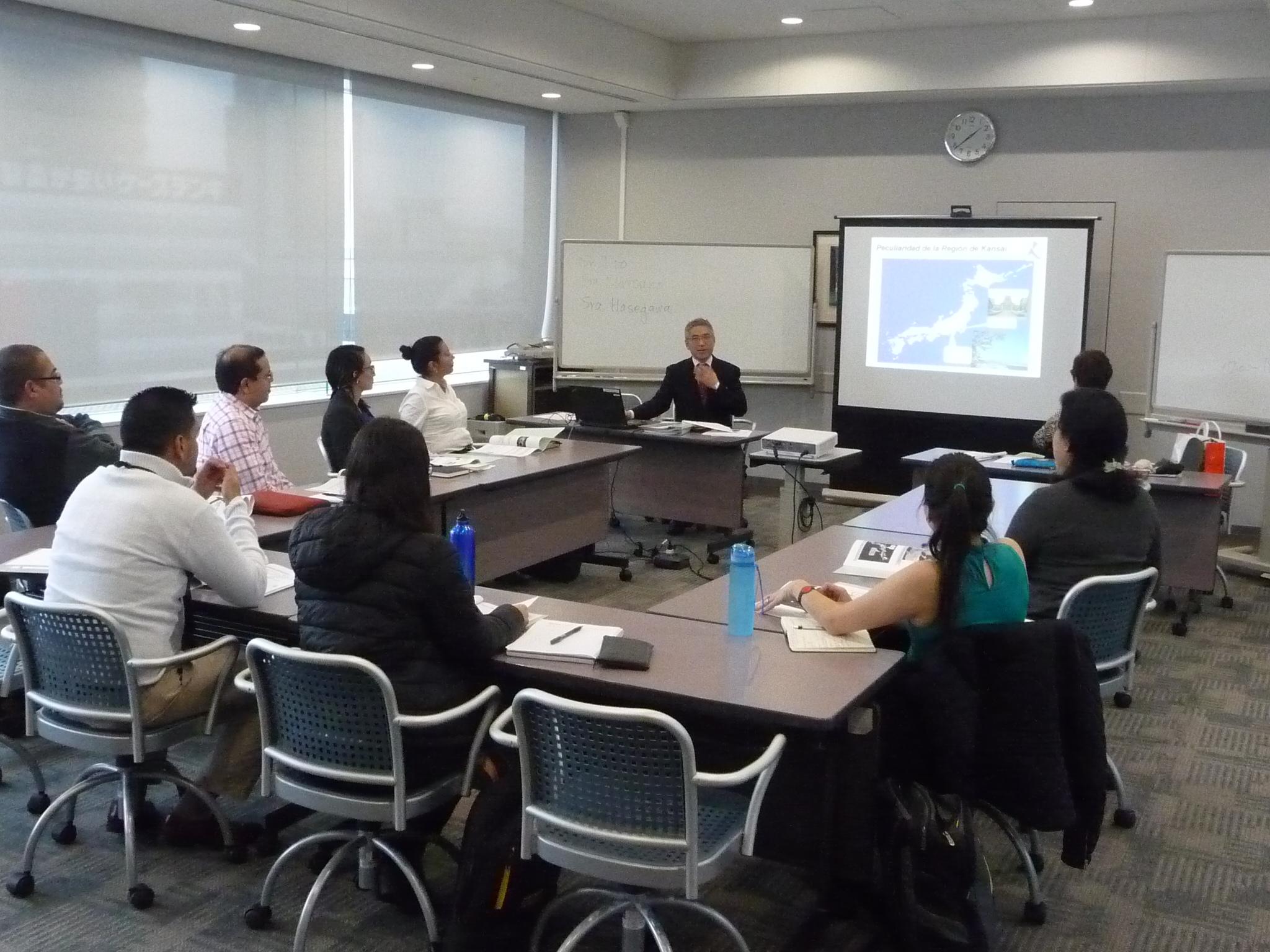 JICAニカラグア貿易振興のためのキャパシティ・ディベロップメント