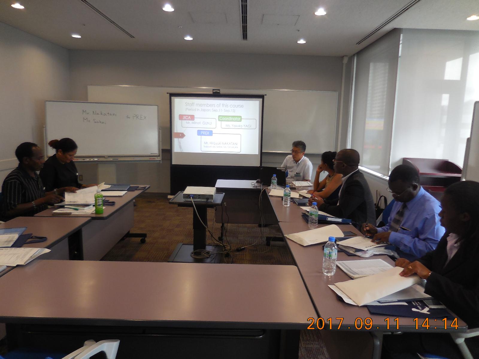 <{$story.topic}>JICA地域経済協力を通じたアフリカ地域のため の貿易投資促進