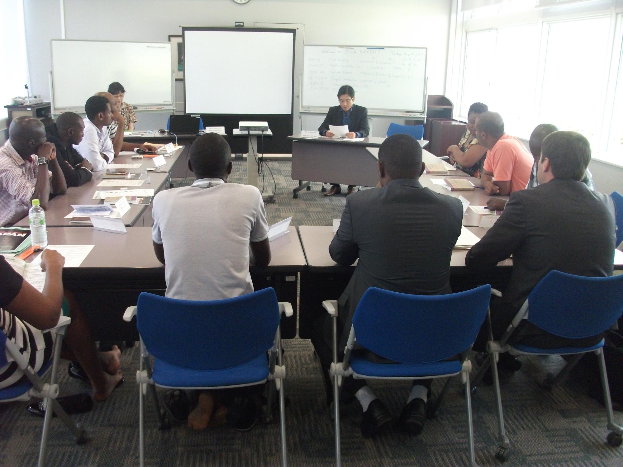 JICA中小企業振興のための経営強化・ 金融支援(B)