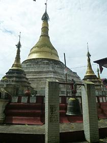 ミャンマーの風景写真