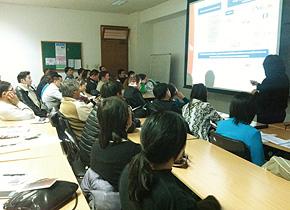 中小企業のためのセミナーを開催