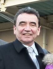 セリク・ジョルダスパエフさん