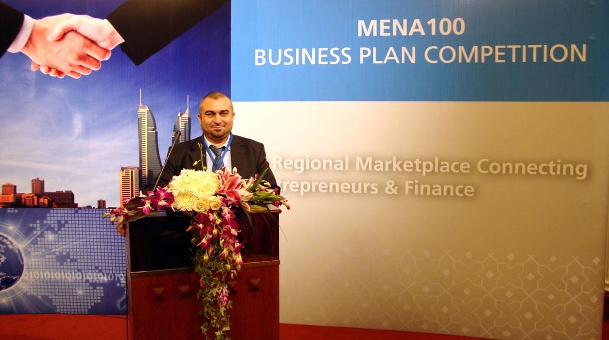 フランスで開催されたビジネスプランコンテストでは 国際賞を受賞しました。(2010年)