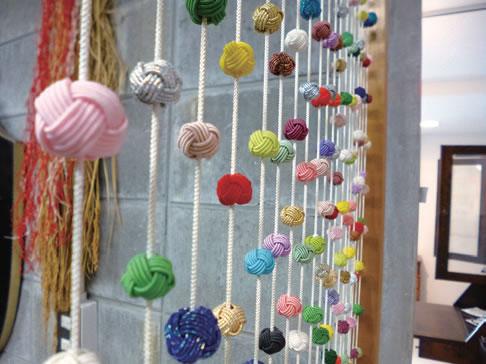 金沢市の希少伝統工 芸「水引細工」