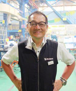 株式会社山田製作所 代表取締役会長 山田 茂氏