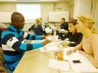研修事業で持続可能な社会づくりを目指す人材の育成