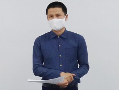 畑ダイカスト工業株式会社 グエン・ゴック・マインさん