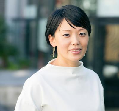 NPO アジア人文文化交流促進協会の代表をしている楊 淼( YANG MIAO)さん