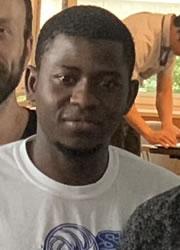 ガンビアのモドウさん