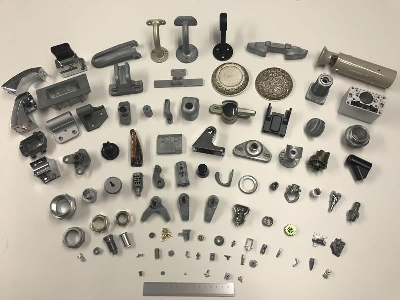 畑ダイカスト工業株式会社の主生産品