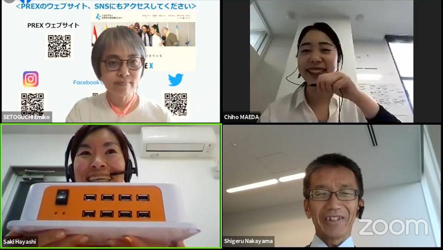 辻プラスチック株式会社 林 佐紀さんとの対話