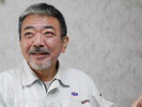 近畿工業株式会社 代表取締役社長 田中 聡一氏