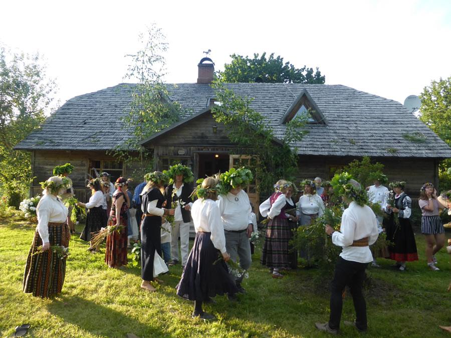 私が紹介したい国。ラトビア。